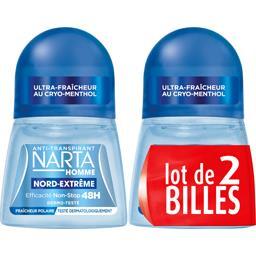 Narta Narta Homme - Anti-transpirant 48h Nord-Extrême