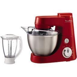 Robot pâtissier Masterchef Gourmet rouge + blender 1...