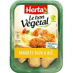 Le Bon Végétal - Nuggets soja & blé