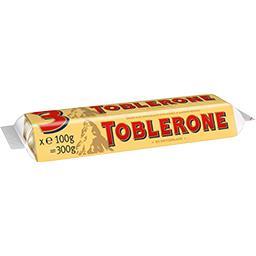 Barre chocolat au lait Suisse avec nougat miel et am...