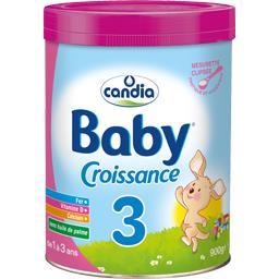 Baby Croissance - Lait en poudre 3, 1 à 3 ans