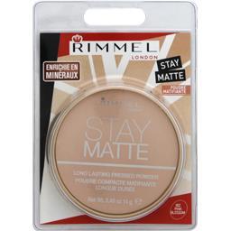 Stay Matte - Poudre compacte matifiante longue durée...