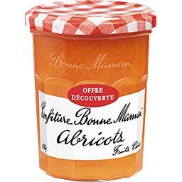 Bonne Maman Confiture abricots