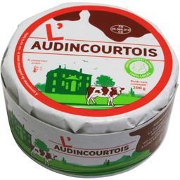 La fromagerie de montbéliard L'audincourtois La boîte de 200 gr