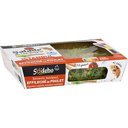 Salade & Compagnie - Salade Istanbul poulet rôti