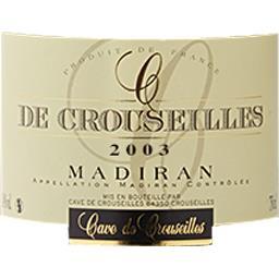 Madiran C. de Crouseilles vin Rouge 2003
