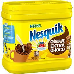 Nesquik - Chocolat en poudre goût extra choco