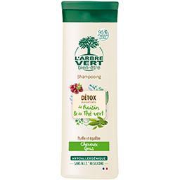 Shampooing Détox de raisin & de thé vert