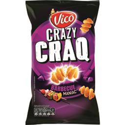 Vico crazy craq barbecue 85g