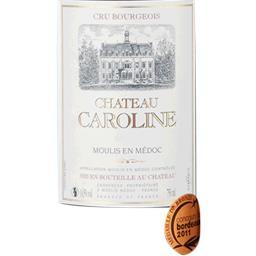Moulis en Médoc vin rouge Château Caroline - Cru Bou...