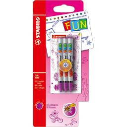 Fun - Recharges Roller lilas