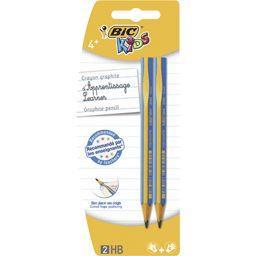 Crayons graphite d'apprentissage