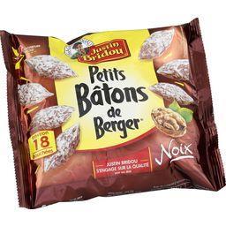 Le Bâton de Berger - Petits saucissons secs aux noix