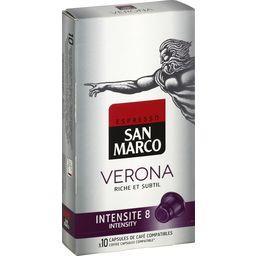 Capsules de café Verona