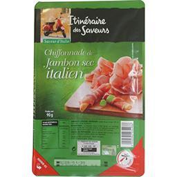 Chiffonnade de Jambon sec italien