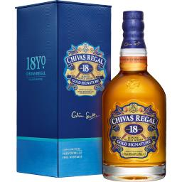 Blended Scotch Whisky Gold Signature