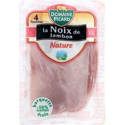 La noix de jambon nature
