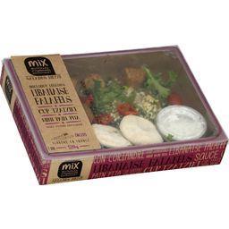 Mix Salade Mezze Libanaise Falafels la barquette de 320 g