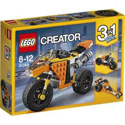 Creator - La Moto orange