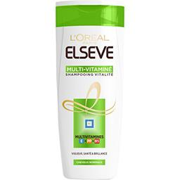 Shampooing Vitalité Multi-vitaminé