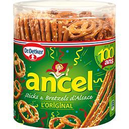 Ancel - Sticks & bretzels d'Alsace l'Original