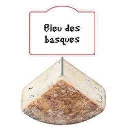 Bleu des Basques 32,20% de MG