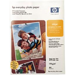 Papier photo brillant A4 170g