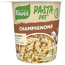 Mon Pasta Pot champignons