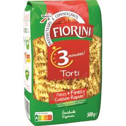 3 minutes - Torti