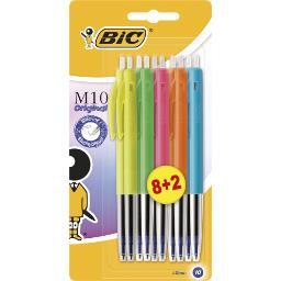 Stylo-bille M10 Colours 1,0 mm