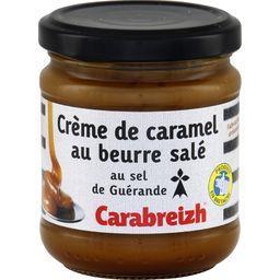Pâte à tartiner au caramel au sel de Guérande