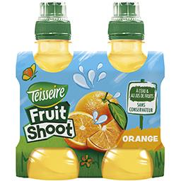 Boisson à l'eau de source Fruit Shoot orange