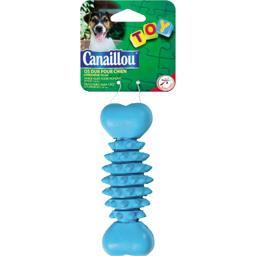 Toy - Os dur pour chien 14 cm, coloris assortis