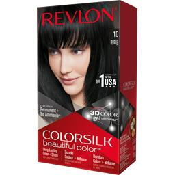 Color Silk - Coloration permanente 10 Noir