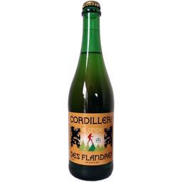 Cordillère des Flandres Bière blonde la bouteille de 75 cl