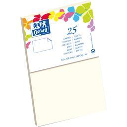 Carte de visite 82x128 240 g beige