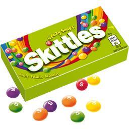 Bonbons goûts fruits acidulés
