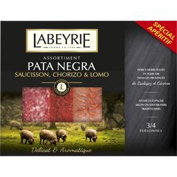 Assortiment Pata Negra saucisson chorizo & lomo