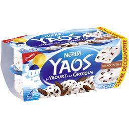 Yaos - Le Yaourt à la Grecque Stracciatella