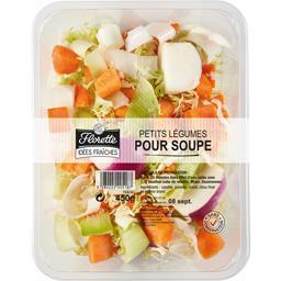 Idées Fraîches - Petits légumes pour soupe