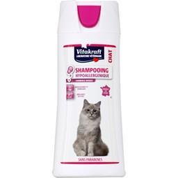 Shampooing hypoallergénique pour chat