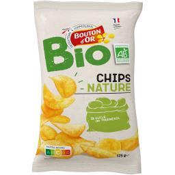 Chips nature BIO