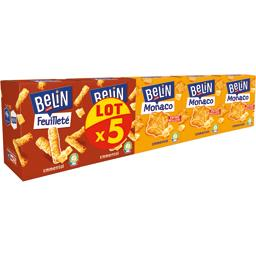 Belin Assortiment de crackers Monaco emmental & feuilleté ...