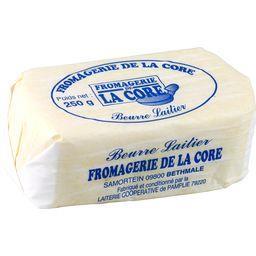 Beurre laitier