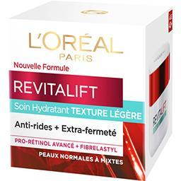 L'Oréal Revitalift - Soin hydratant texture légère anti-ride...