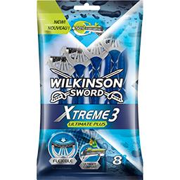 Wilkinson Xtreme 3 - Rasoirs Ultimate Plus