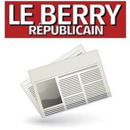 Le Berry Républicain le journal du jour de votre livraison