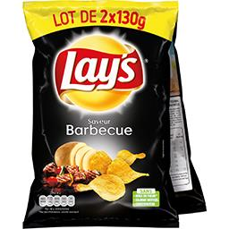 Lay's Chips saveur barbecue