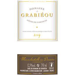 Vin de pays Côtes de Gascogne, vin blanc