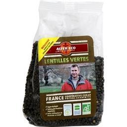 Lentilles vertes BIO de France